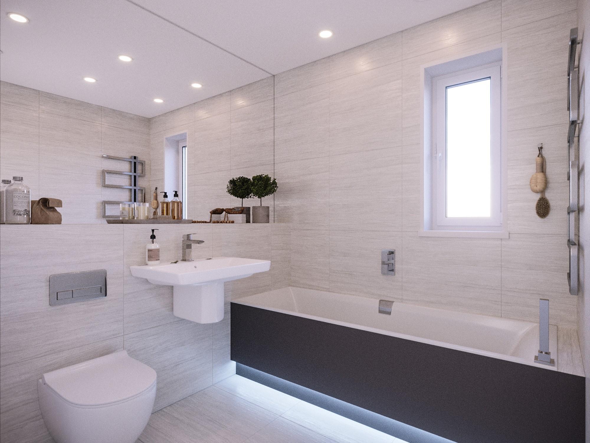 Bathroom at Lime Grove, Gloucester