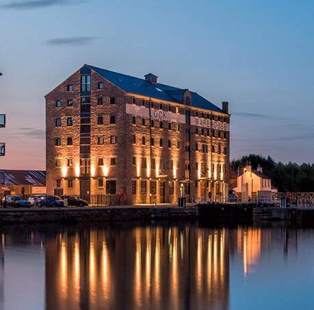 Lock Warehouse - Gloucester Docks