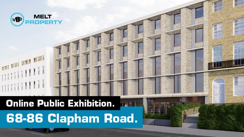 68-86 Clapham Road