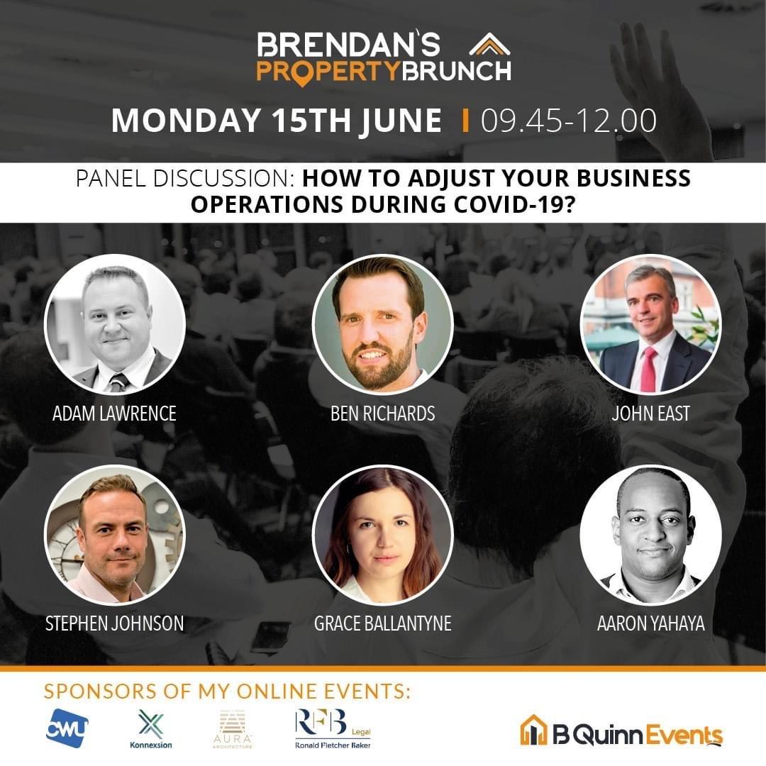 Brendan Property Brunch