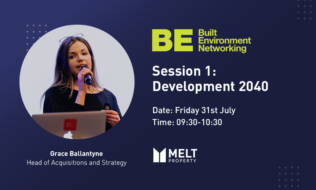 MELT Property Head of Acquisitions and Strategy, Grace Ballantyne