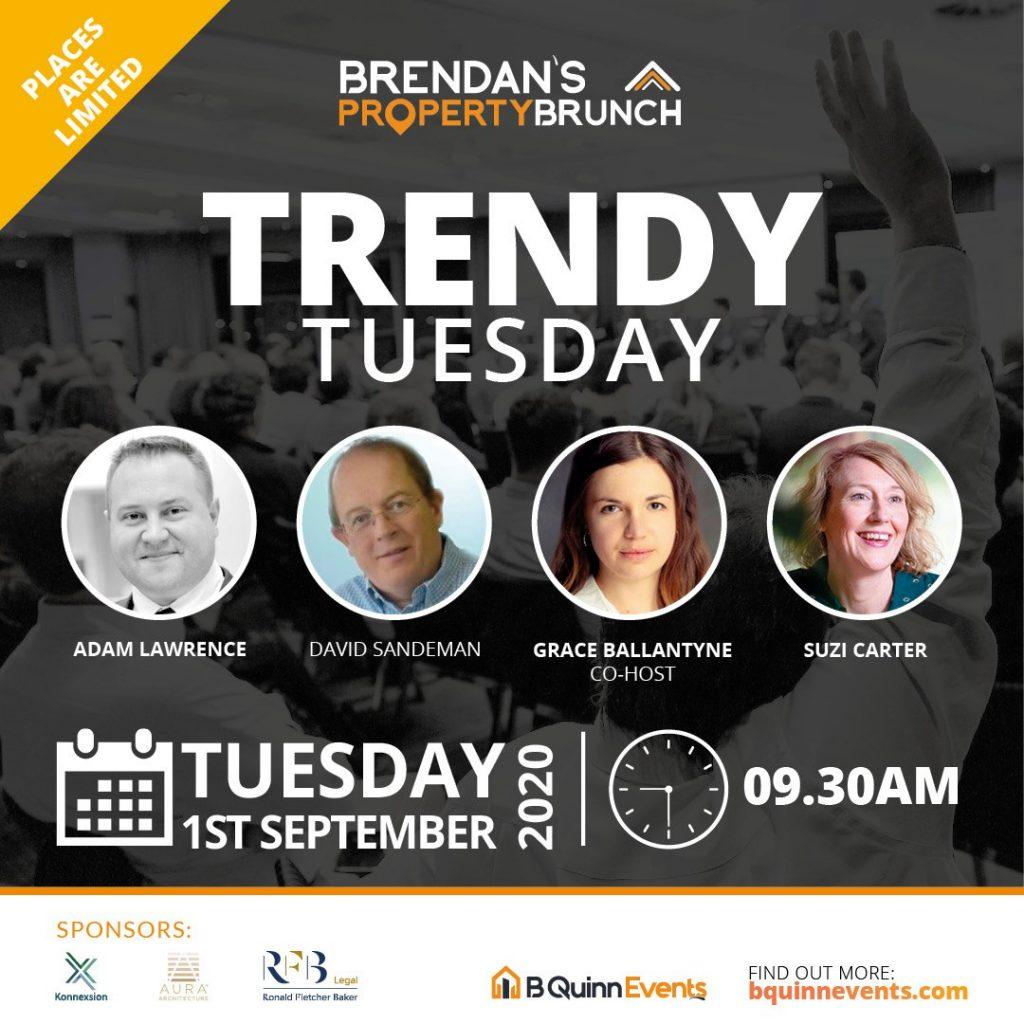 Trendy Tuesday webinar