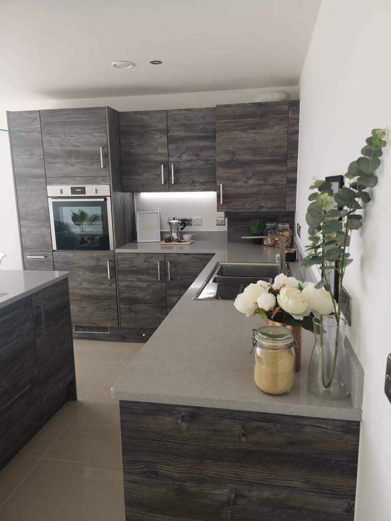 Open plan kitchen - MELT Property Develompent - ONE62, Hythe