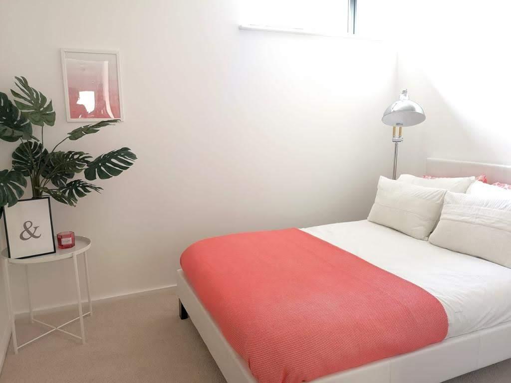 ONE62, Hythe, bedroom – a development by MELT Property.