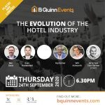 The Evolution of the Hotel Industry banner