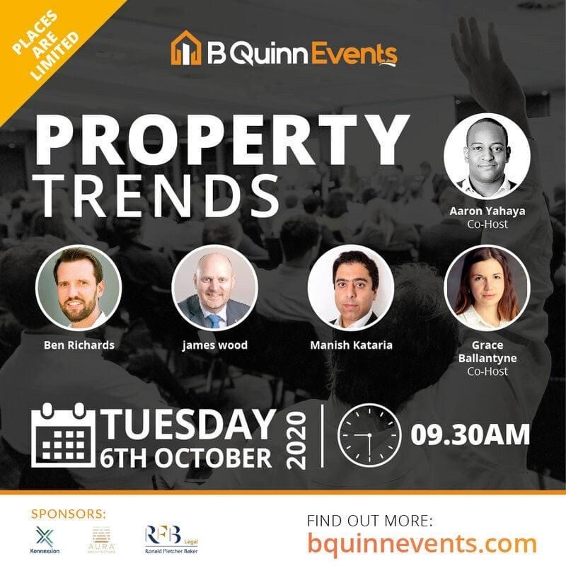Property Trends banner