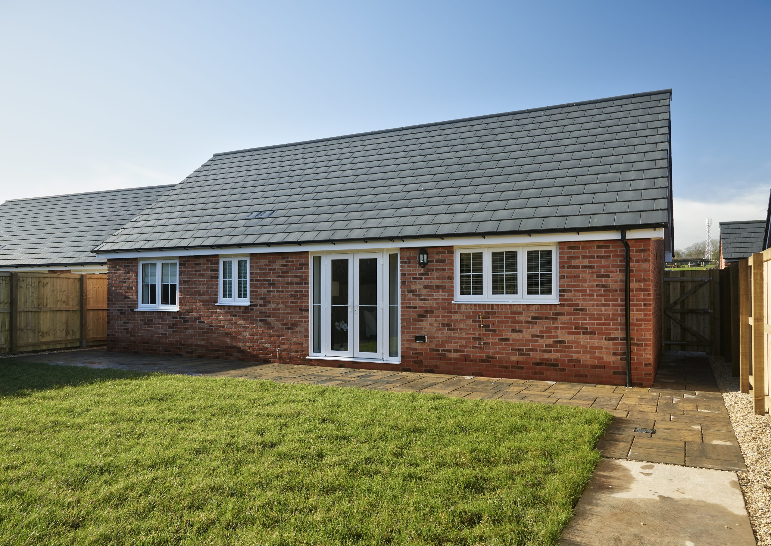 A residential development by MELT Property at Plough Meadow