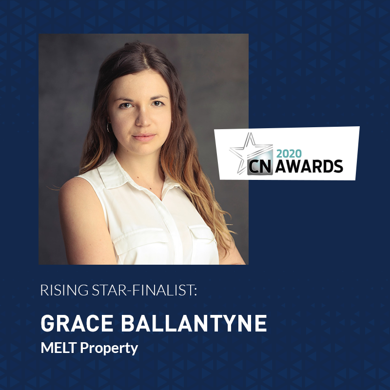 Grace Ballantyne - Rising Star Finalist - CN Awards