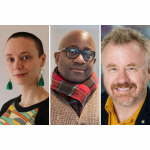 Kunle Barker: AJ Summit 2021 Host, portraits of hosts
